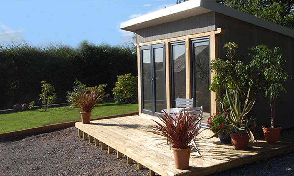 Hawke House Garden Rooms